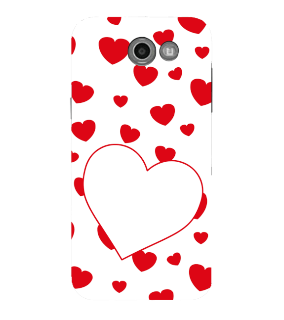 Loving Hearts Back Cover for Samsung Galaxy J7 (2017)