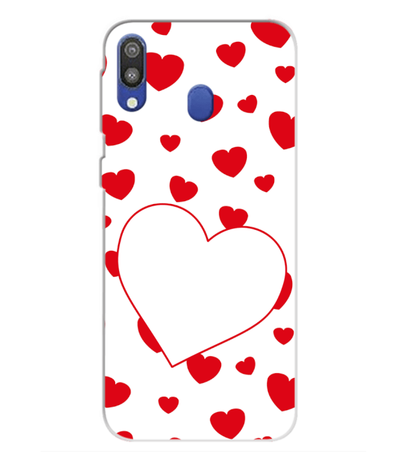 Loving Hearts Back Cover for Samsung Galaxy M20