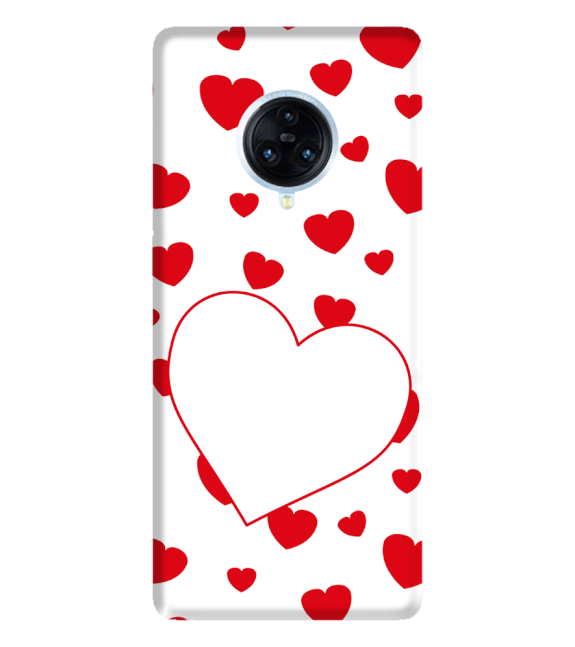 Loving Hearts Back Cover for Vivo NEX 3