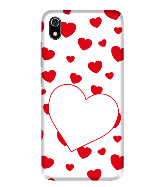 Loving Hearts Back Cover for Xiaomi Redmi 7A