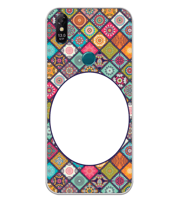 Camouflage Photo Back Cover for Coolpad Cool 3 Plus