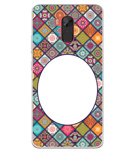 Camouflage Photo Back Cover for Infinix Note 5 Stylus