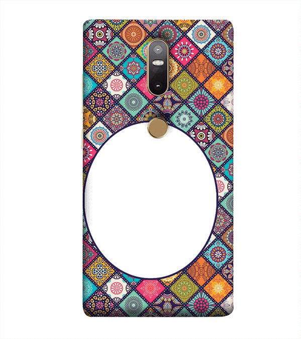 Camouflage Photo Back Cover for Lenovo Phab 2 Plus