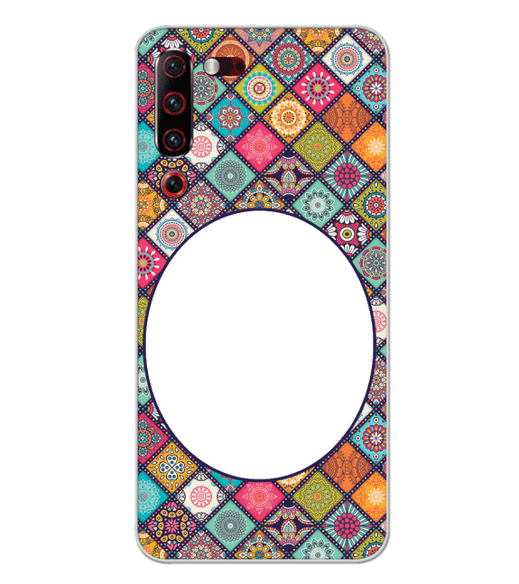 Camouflage Photo Back Cover for Lenovo Z6 Pro