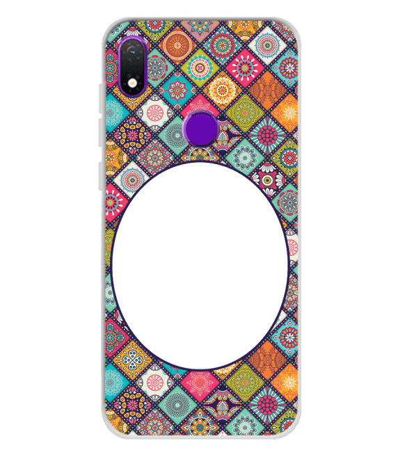 Camouflage Photo Back Cover for Mobiistar X1 Notch