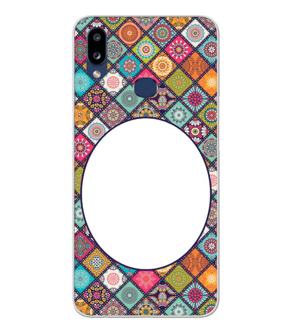 Camouflage Photo Back Cover for Samsung Galaxy A10s