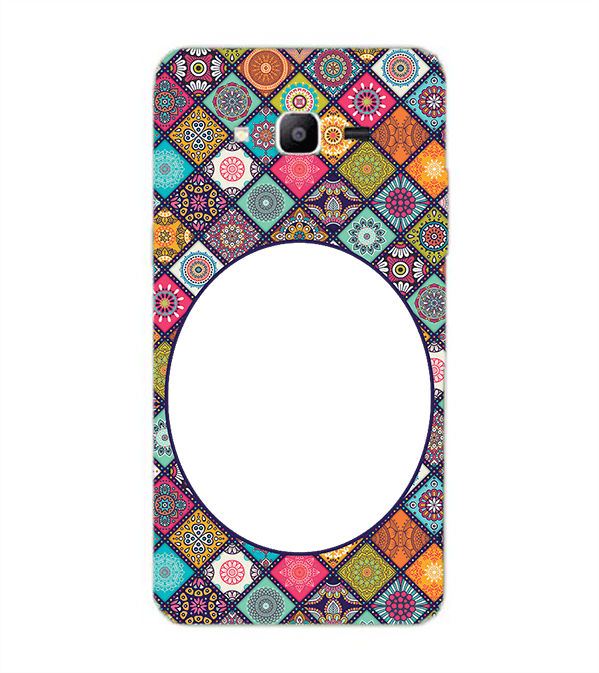 Camouflage Photo Back Cover for Samsung Galaxy J2 Prime