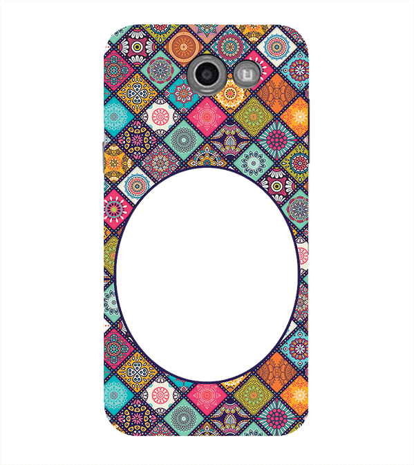 Camouflage Photo Back Cover for Samsung Galaxy J7 (2017)