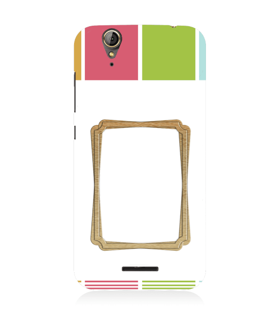 Neat Frame Back Cover for Acer Liquid Zade 630