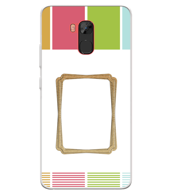 Neat Frame Back Cover for Infinix Note 5 Stylus