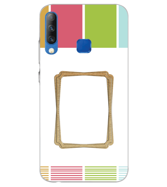 Neat Frame Back Cover for Infinix S4
