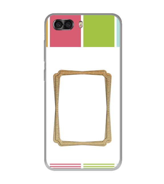 Neat Frame Back Cover for InFocus Turbo 5 Plus
