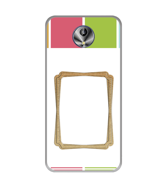 Neat Frame Back Cover for Intex Amaze+