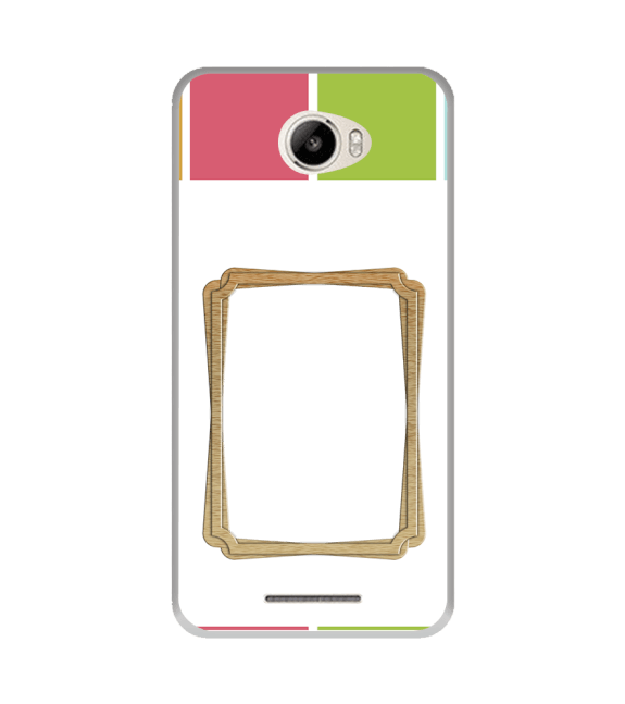 Neat Frame Back Cover for Intex Intx Trend Lite