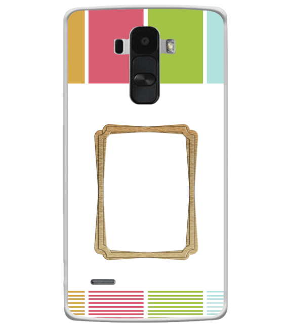 Neat Frame Back Cover for LG G4 Stylus