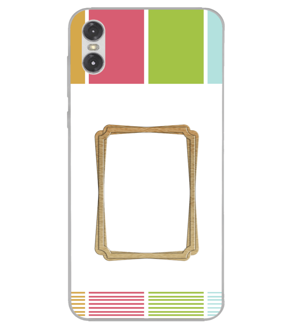 Neat Frame Back Cover for Motorola One (P30 Play)