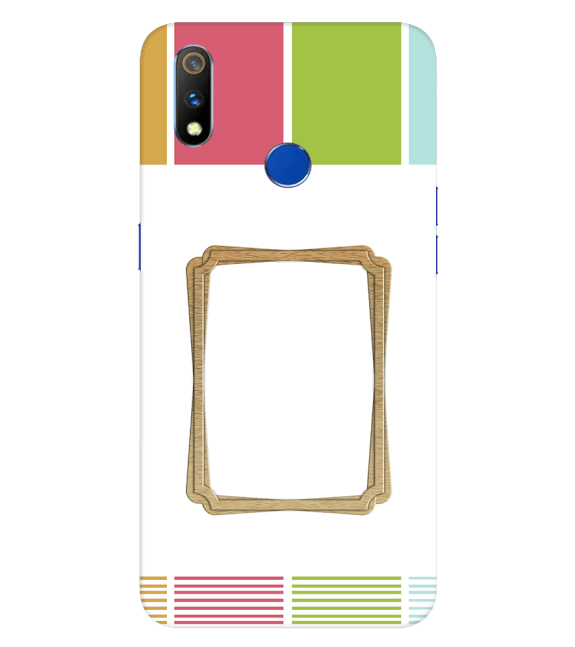 Neat Frame Back Cover for Realme 3 Pro