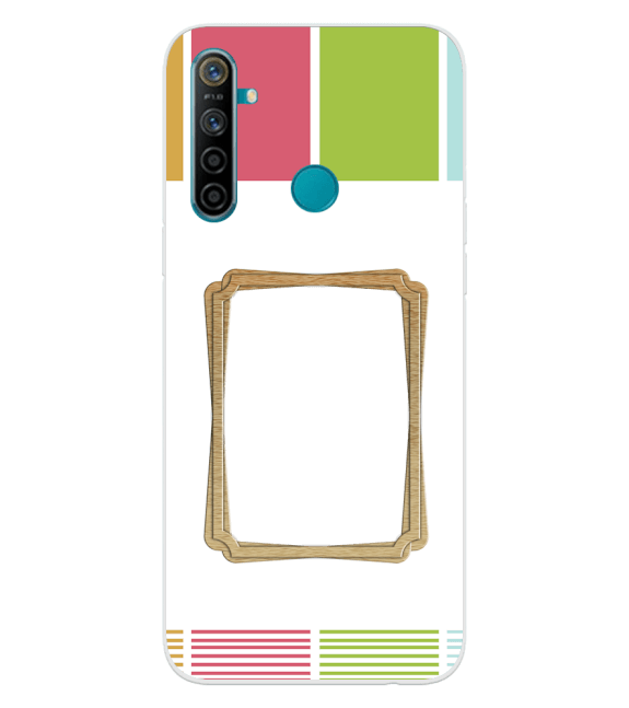 Neat Frame Back Cover for Realme 5i