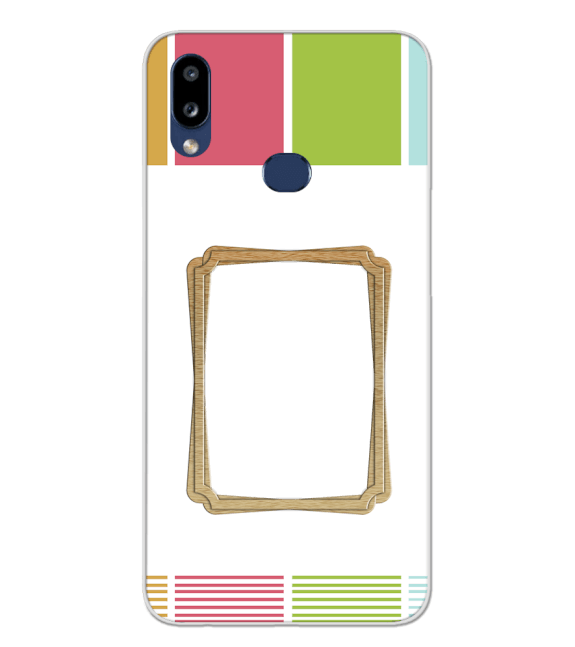 Neat Frame Back Cover for Samsung Galaxy A10s
