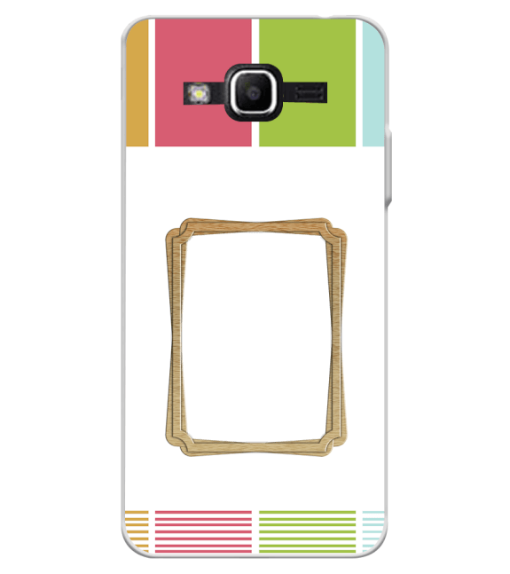 Neat Frame Back Cover for Samsung Galaxy J2 Ace