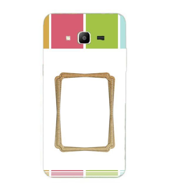 Neat Frame Back Cover for Samsung Galaxy J2 Prime