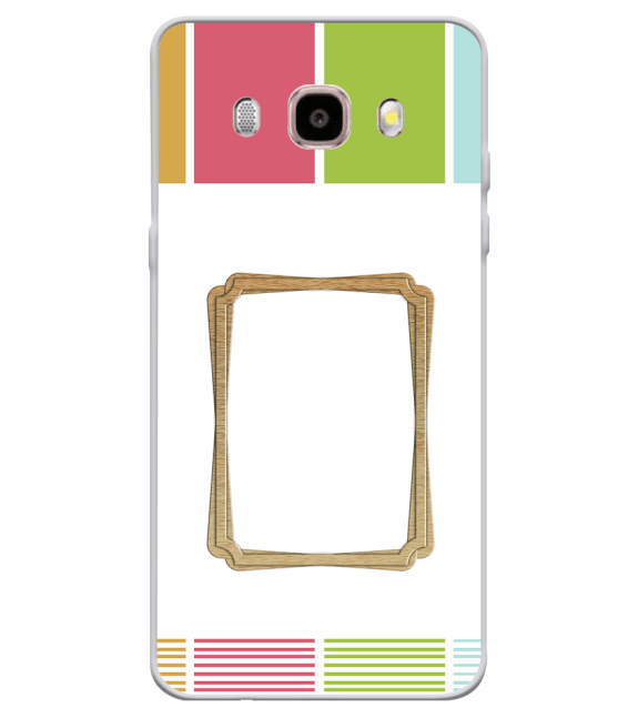 Neat Frame Back Cover for Samsung Galaxy J7 (6) 2016 : Galaxy On 8