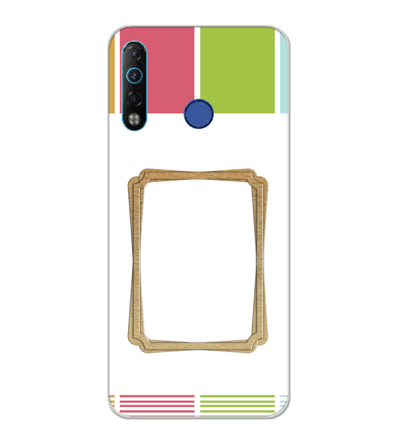 Neat Frame Back Cover for Tecno Camon 12 Air