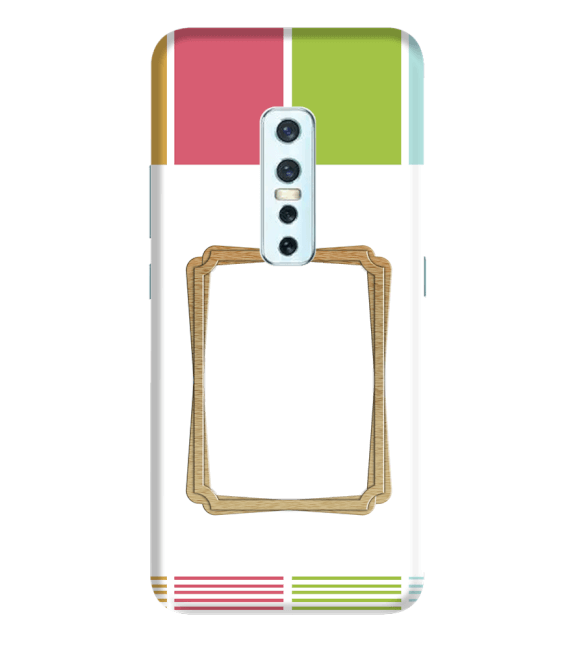 Neat Frame Back Cover for Vivo V17 Pro