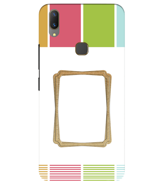 Neat Frame Back Cover for Vivo Y85