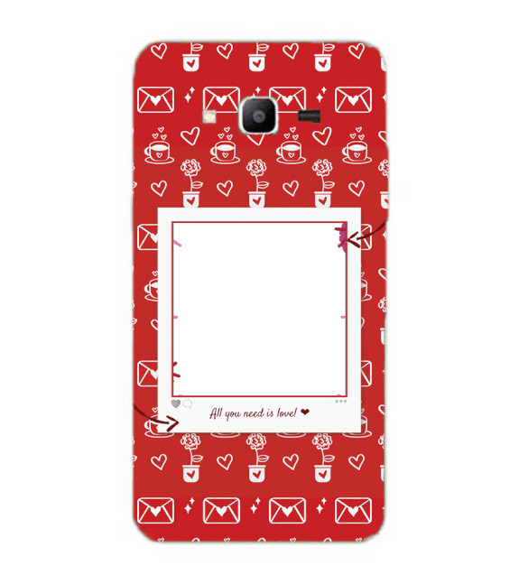 Need is Love Back Cover for Samsung Galaxy J2 Prime