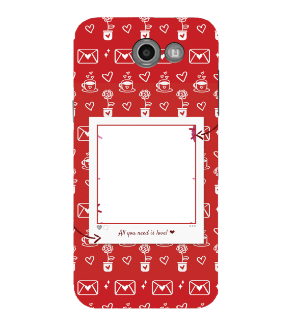 Need is Love Back Cover for Samsung Galaxy J7 (2017)