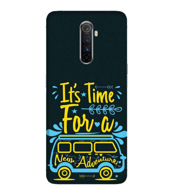 New Adventure Back Cover for Oppo Reno Ace