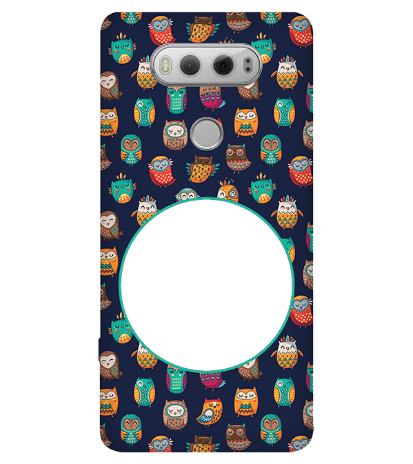 Cool Patterns Photo Back Cover for LG V20