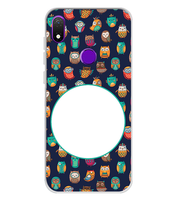 Cool Patterns Photo Back Cover for Mobiistar X1 Notch