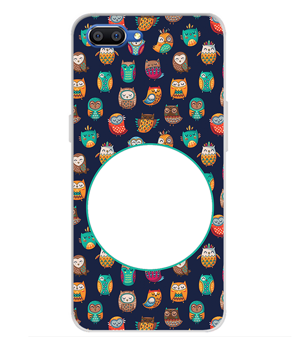 Cool Patterns Photo Back Cover for Realme C1 (2019)