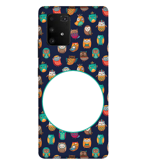 Cool Patterns Photo Back Cover for Samsung Galaxy A91