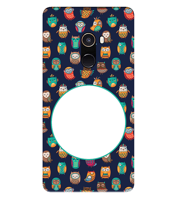 Cool Patterns Photo Back Cover for Xiaomi Mix 2