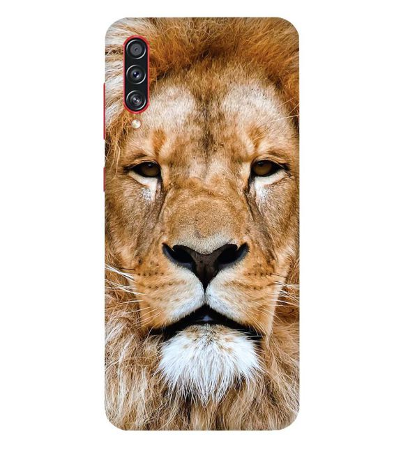 Portrait of Lion Back Cover for Samsung Galaxy A70s