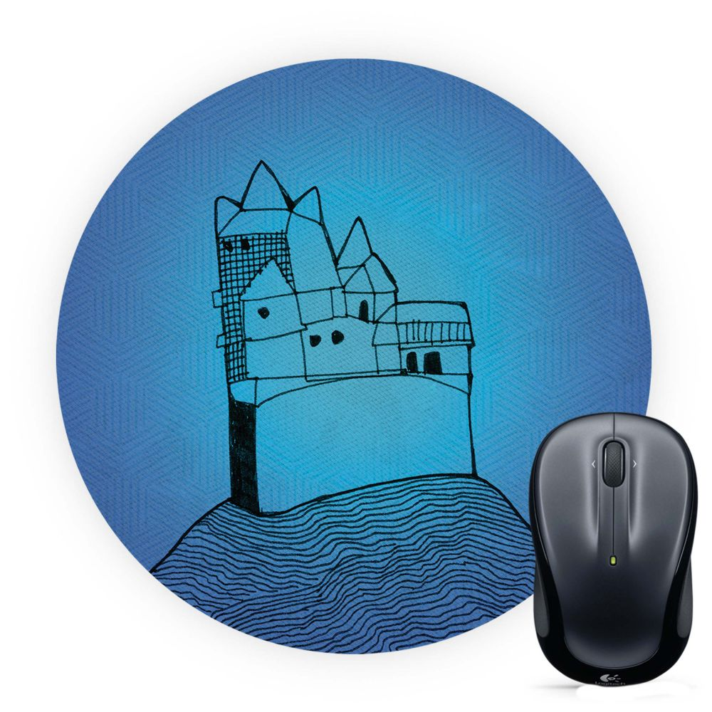 To let Mouse Pad (Round)