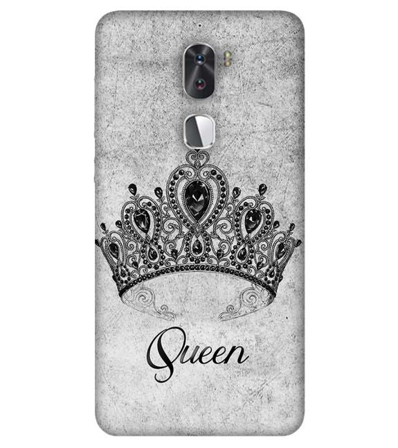 Queen Back Cover for Coolpad Cool 1