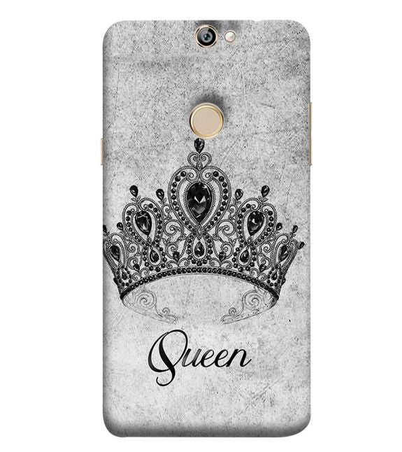 Queen Back Cover for Coolpad Max A8
