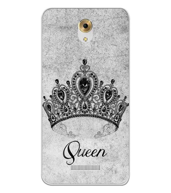 Queen Back Cover for Coolpad Mega 5M