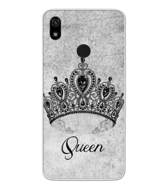 Queen Back Cover for Gionee F9