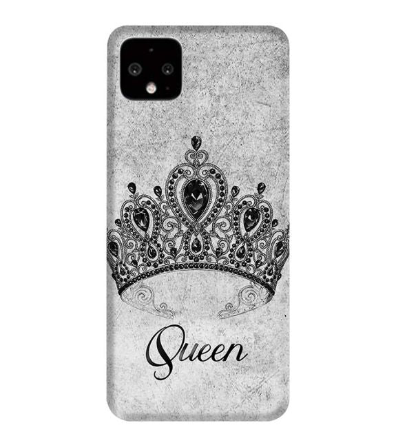 Queen Back Cover for Google Pixel 4 XL