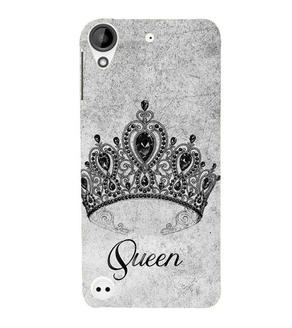 Queen Back Cover for HTC Desire 530