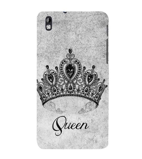 Queen Back Cover for HTC Desire 816