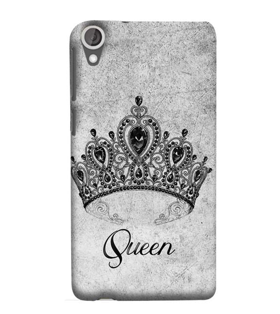 Queen Back Cover for HTC Desire 825