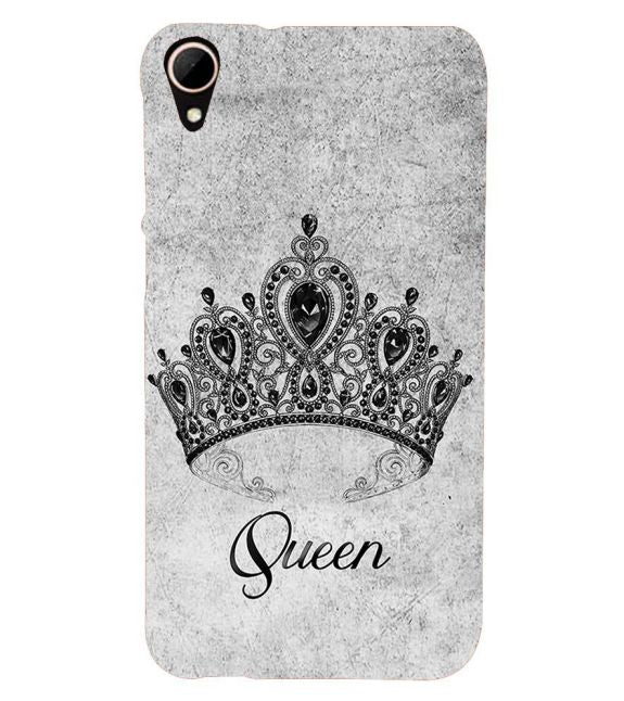 Queen Back Cover for HTC Desire 828
