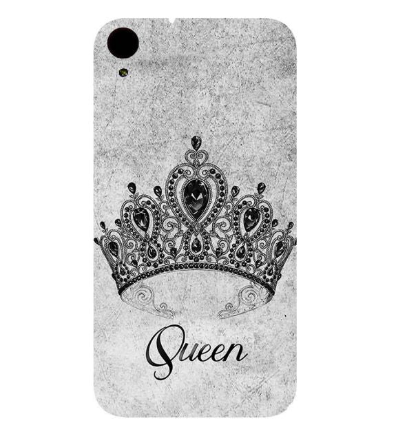 Queen Back Cover for HTC Desire 830