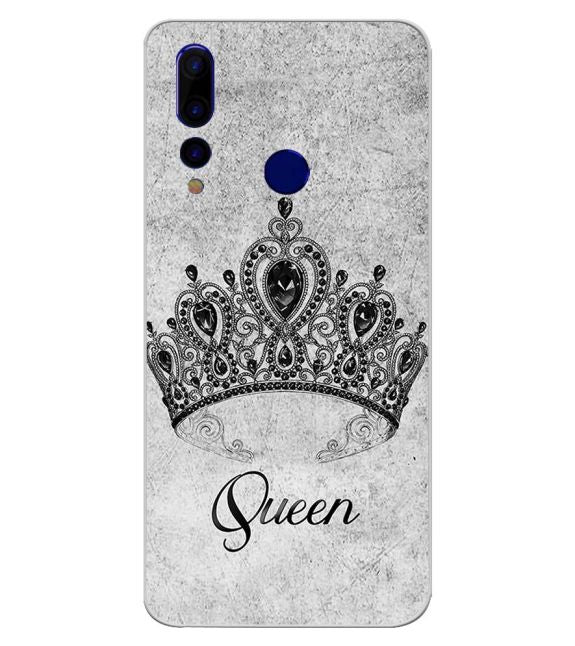Queen Back Cover for HTC Wildfire X